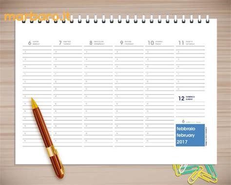 agenda da tavolo agende 2017 da stare agende da scaricare gratis in pdf