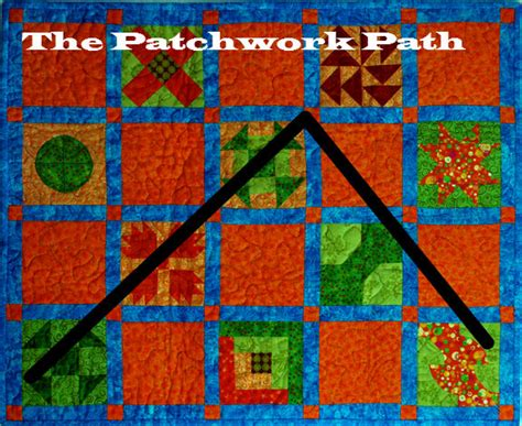 the patchwork path thinglink