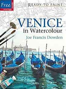Joe Francis Tried To Buy Back Raunchy by Venice In Watercolour Ready To Paint By Joe Francis