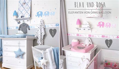 wandgestaltung babyzimmer babyzimmer beispiele
