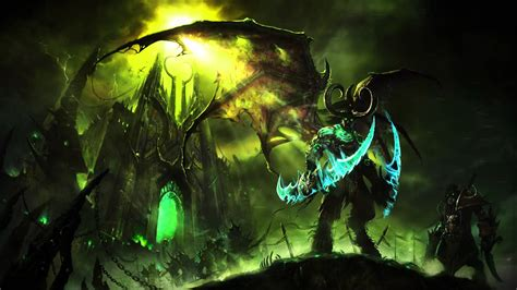 top world of warcraft legion wallpapers