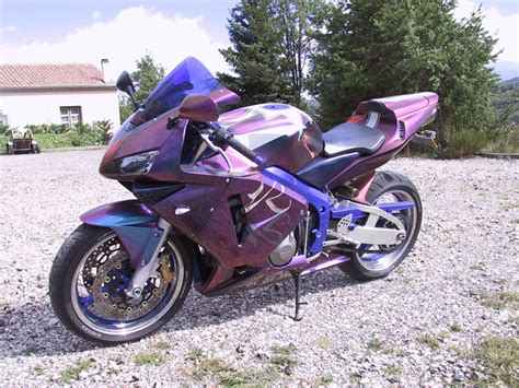 purple custom paint bikes custom painted from clients designs sportbikes