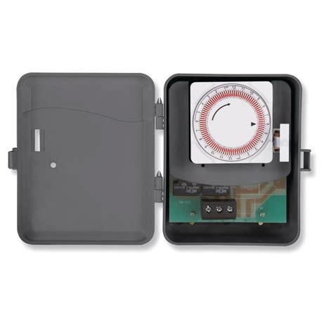 westek 25 250 volt water heater timer thwh21 the