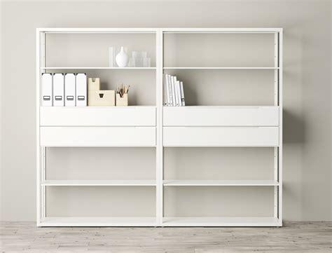 scaffali chiusi librerie componibili i mobili pi 249 quot importanti quot