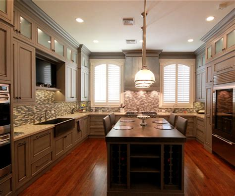 transitional kitchen ideas interior design ideas home bunch interior design ideas