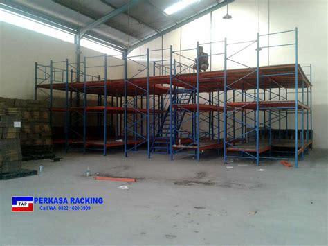 layout pabrik besi rak gudang mezanine pabrik rak gudang