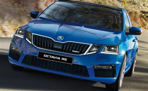 skoda octavia rs interior skoda octavia rs india launch highlights specifications