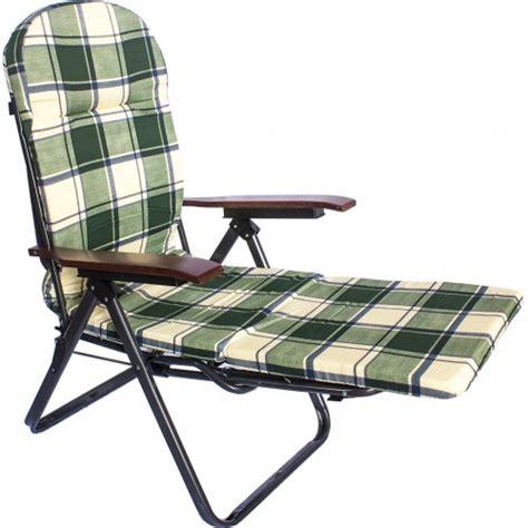 sedia sdraio imbottita sedia sdraio imbottita pieghevole pompei lettino bica