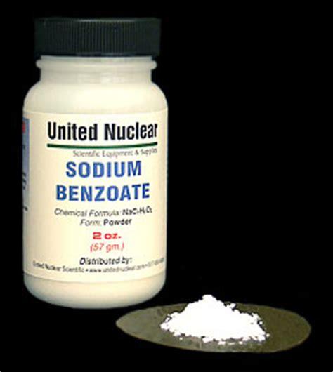 Sodium Benzoat 500 Gram sodium benzoate phar6157