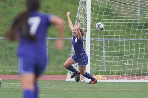 soccer highest score pioneer scores three second half goals to top skyline for