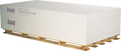 Gkb Decke by Knauf Gipskartonplatte Gkb 12 5 Mm Baustoffe Shop Luki