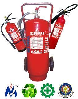 Tabung Pemadam Api Ringan 1 tabung pemadam kebakaran