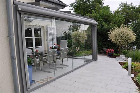 Vorhänge Direkt Am Fenster by Durchsichtige Rollos F 252 R Au 223 En Beste Wetterschutzrollos