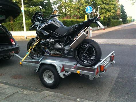 Motorrad Transport Vermietung by Zu Vermieten Motorradanh 228 Nger Zum Transport Von 1 Bis 4