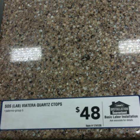 lowes quartz countertop interior