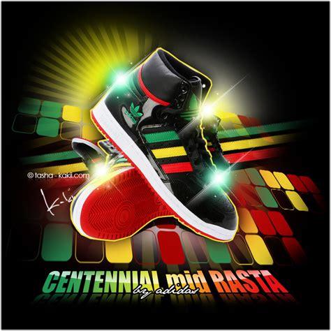 adidas rasta wallpaper adidas centennial mid rasta by kakiii on deviantart