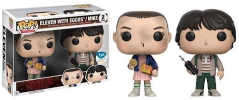 Funko Pop Things Mike funko pop things checklist variants exclusives