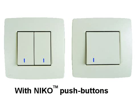 Led Niko printable version vmbldn set of 5 blue feedback leds for niko 174 push buttons for use with