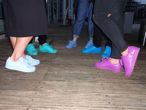 Sepatu Gucci 983 D adidas superstar colour