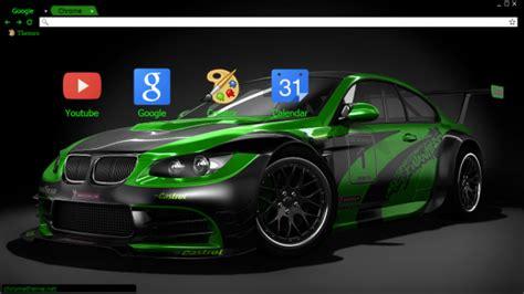 theme google chrome bmw bmw black green edition chrome theme themebeta