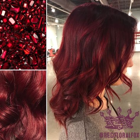 ruby hair color 17 best ideas about ruby hair on ruby