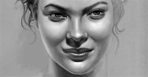 dibujos realistas rostros c 243 mo dibujar paso a paso un retrato realista de un rostro