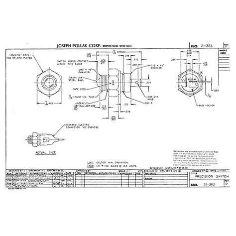 pollak rocker switch wiring diagram wiring diagrams