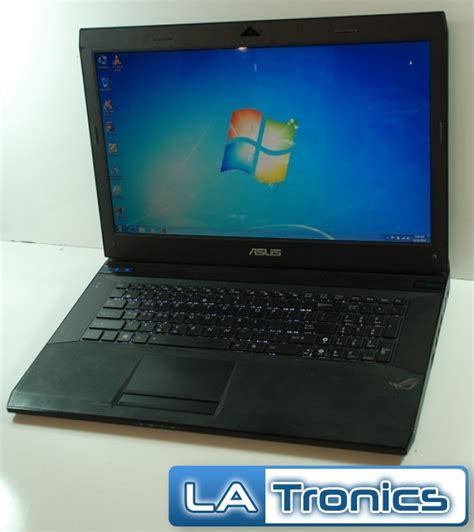 Notebook Asus Gamer G73jh I7 6gb Hd 500gb asus g73 series g73jh bst7 17 3 quot i7 1 73ghz 2 93ghz 6gb 750gb hdd gaming laptop ebay