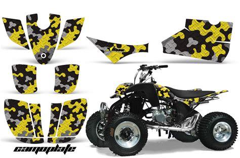 design your own quad graphics cobra ecx 50 70 80 atv quad graphic kit over 40 designs