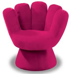 Pink Hand Chair » Home Design 2017