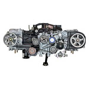 Subaru Motor Parts Replace 174 Subaru Outback 2007 Remanufactured Engine