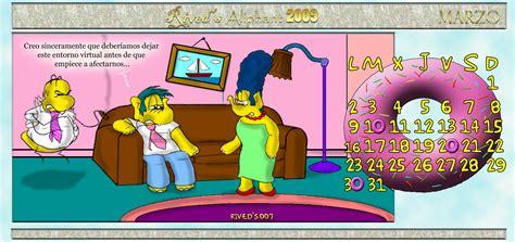 Calendario Marzo 2009 Calendario De Marzo 2009 Rived S Aliphant Legend