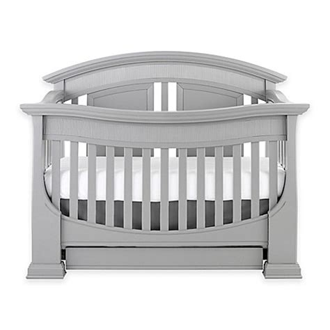 Baby Appleseed 174 Chelmsford 4 In 1 Convertible Crib In Moon Baby Appleseed Crib