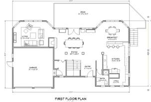 Beach Home Floor Plans Beach House Plan Lake House Plan Cape Cod Beach House