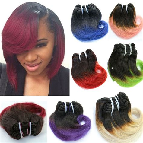easy to manage weave hairstyles 17 best ideas about short weave on pinterest short weave