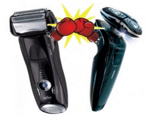 foil vs rotary shavers ingrown hairs foil or rotary shaver which ones to choose
