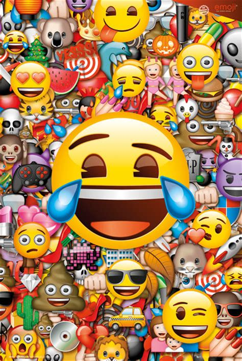 emoji collage wallpaper emoji