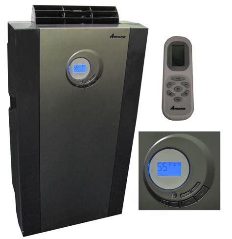 Ac Portable Electronic City amana 14000 btu portable air conditioner electronic ac ebay