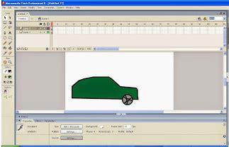 belajar membuat video animasi belajar cara membuat animasi menggunakan macromedia tips