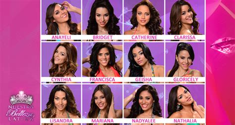 nuestra belleza latina 2015 vota nuestra belleza latina latino full