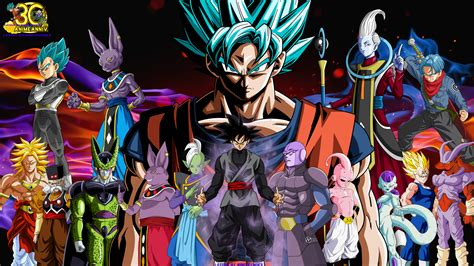 dragon ball z villains wallpaper dragon ball super wallpaper villains on sight by