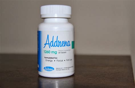 my addrena review about it s ingredients