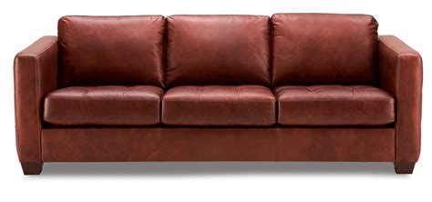palliser loveseat palliser barrett leather sofa