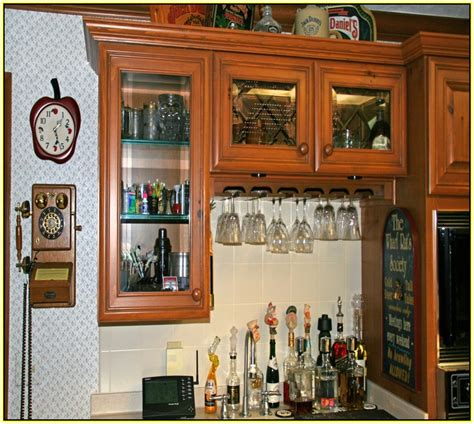 kitchen cabinets glass inserts kitchen cabinet door inserts 8 low cost diy ways to give