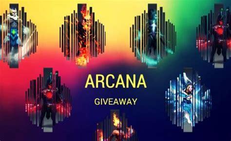 Dota 2 Arcana Giveaway - arcana giveaway from esp dotablast dota blast