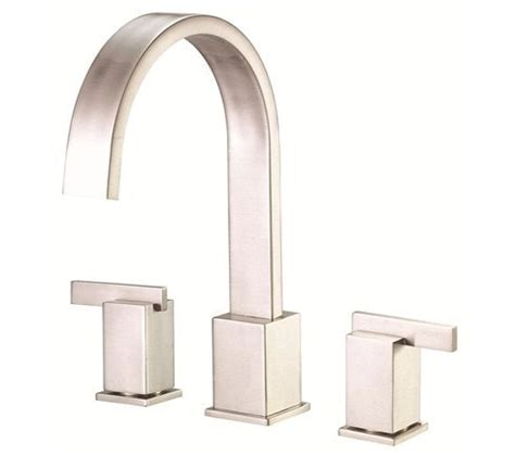 Danze Sirius Faucet by Danze Sirius Two Handle Deck Mounted Trim Kit Without