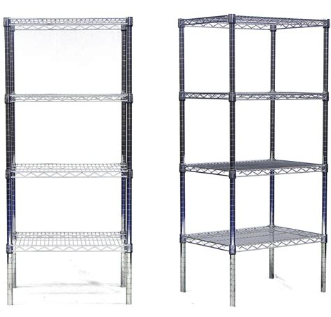 wire shelving chrome plated wire shelves starter unit modular adjustable wire shelving from technibilt