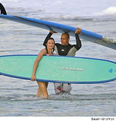 Cameron Diaz Goes Surfing by Cameron Diaz And Slater Surfing Alana Blanchard