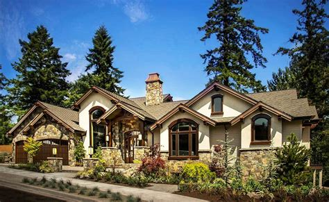 4 bedroom mountain home plan 85020ms architectural