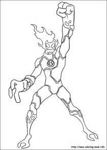 ben ten coloring pages ben 10 coloring pages ben10fire